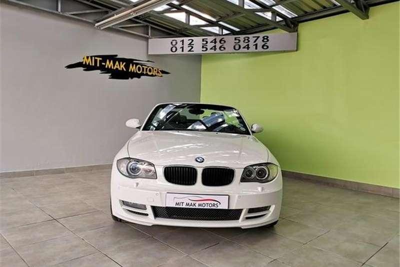 BMW 1 Series 125i Convertible Auto 2008