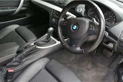 BMW 1 Series 125i convertible auto 2009