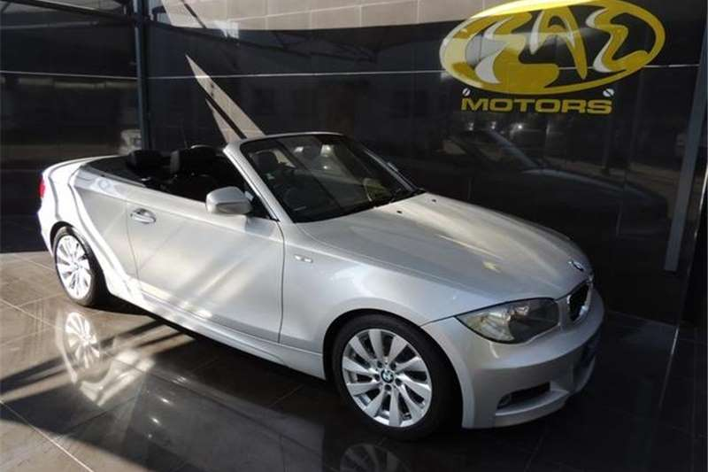 BMW 1 Series 125i Convertible Auto 2011