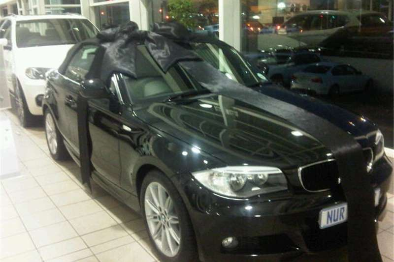BMW 1 Series 125i convertible M Sport 2011