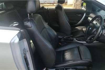 BMW 1 Series 125i convertible M Sport auto 2011