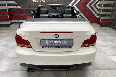 Used 2012 BMW 1 Series 125i convertible M Sport auto