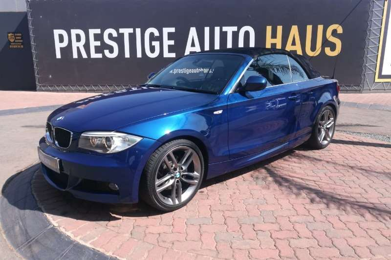 BMW 1 Series 125i convertible M Sport auto 2013