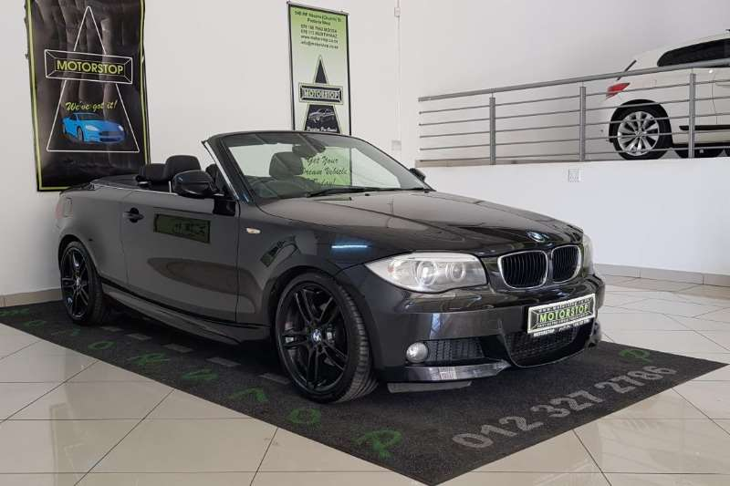 BMW 1 Series 125i convertible M Sport steptronic 2012