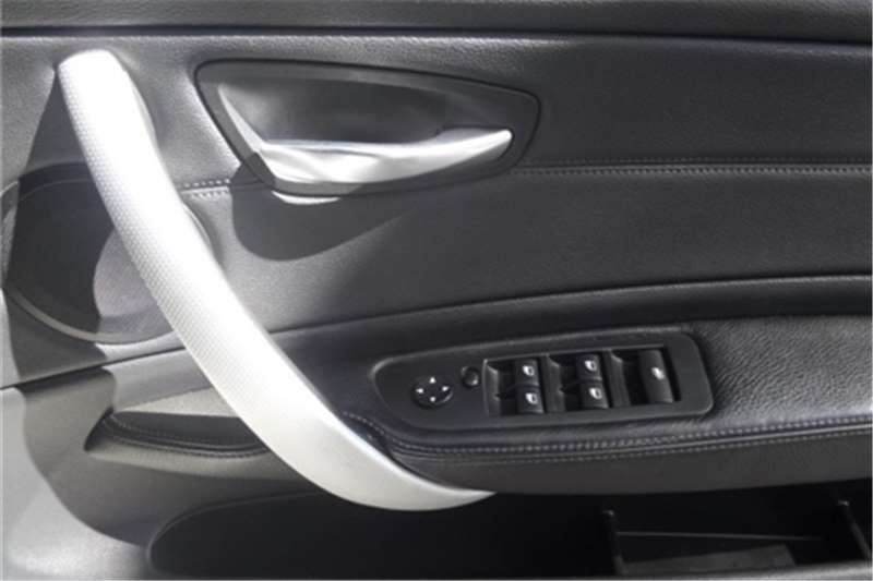 2012 BMW 1 Series 125i convertible M Sport steptronic