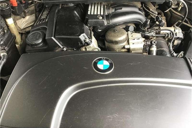 BMW 1 Series 125i convertible steptronic 2009