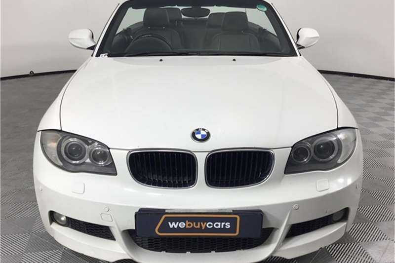 BMW 1 Series 125i convertible steptronic 2010