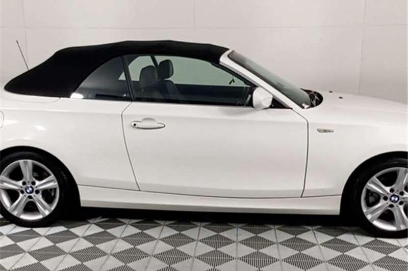 2010 BMW 1 Series 125i convertible steptronic