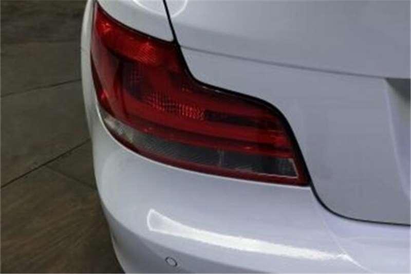Used 2013 BMW 1 Series 125i coupé M Sport steptronic