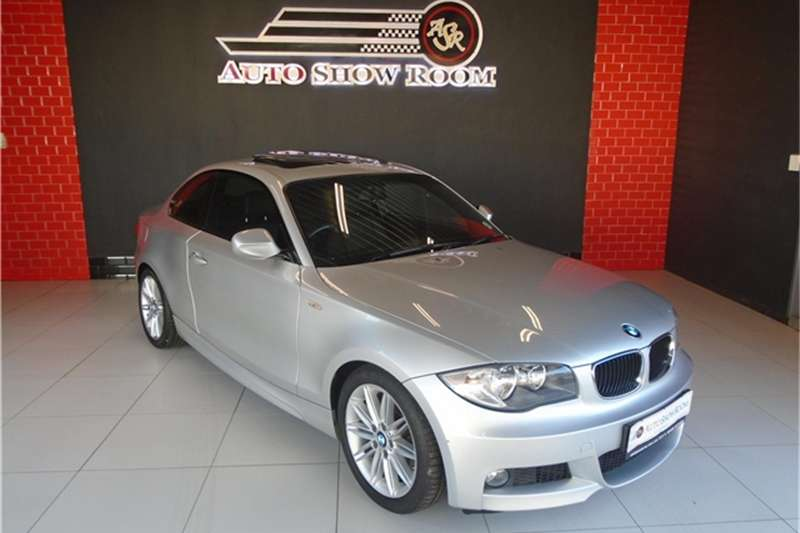 BMW 1 Series 125i coupé steptronic 2010
