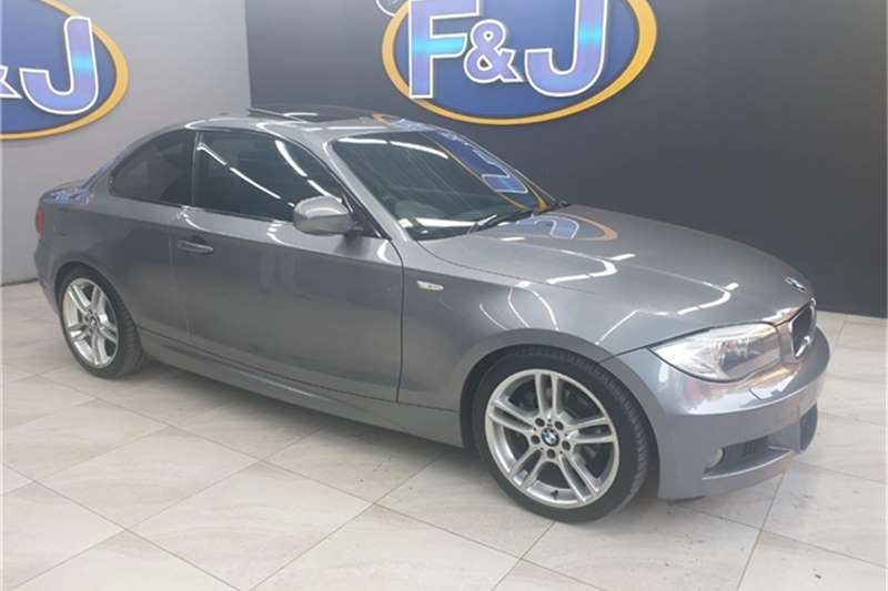 BMW 1 Series 125i coupé steptronic 2011