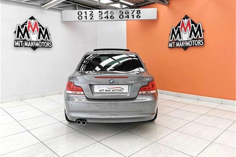 BMW 1 Series 125i coupé steptronic 2012