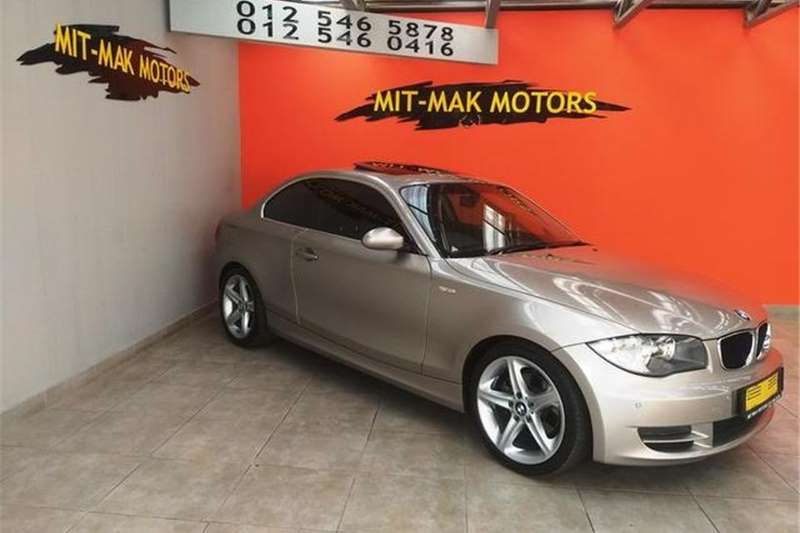 BMW 1 Series 125i Coupe 2008