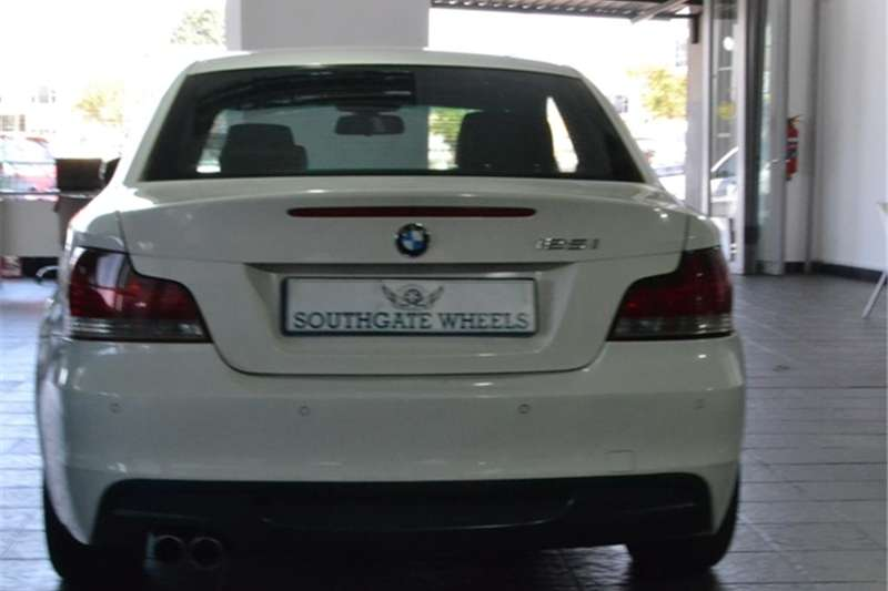 BMW 1 Series 125i COUPE A/T 2011