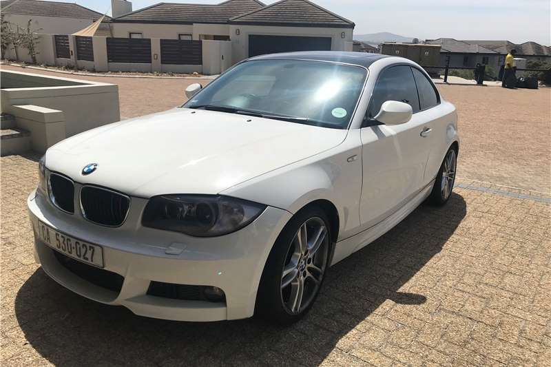 BMW 1 Series 125i coupe M Sport 2010