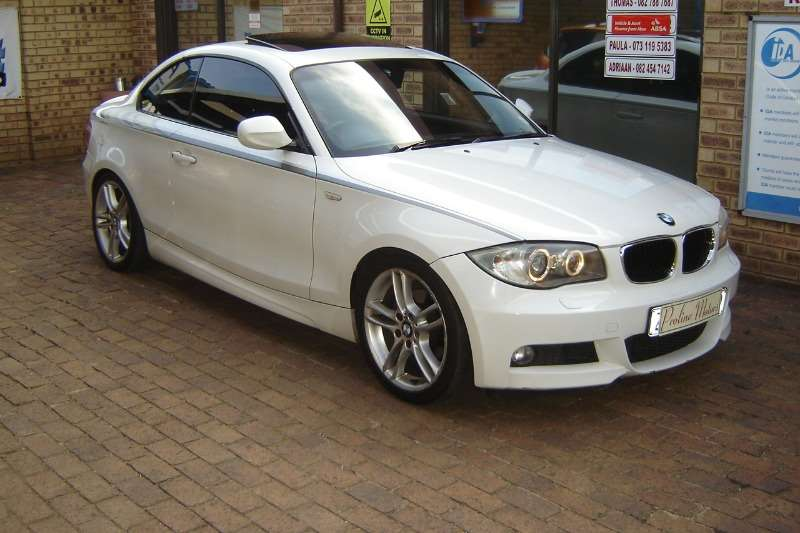 BMW 1 Series 125i coupe M Sport auto 2010