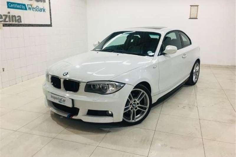 BMW 1 Series 125i Coupe M Sport Auto 2012