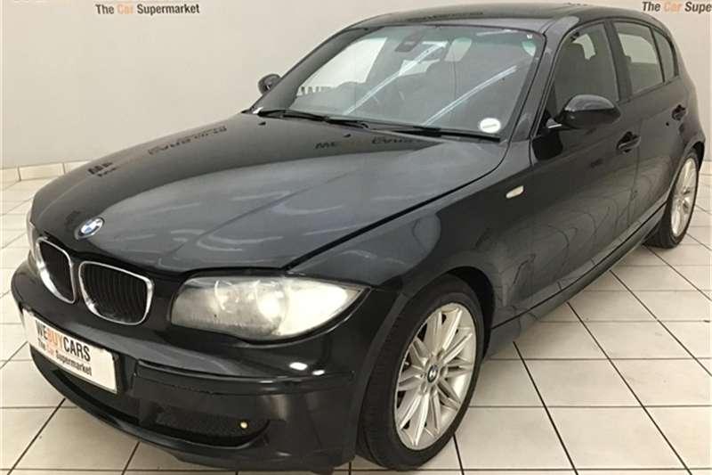 BMW 1 Series 130i 5 door 2007