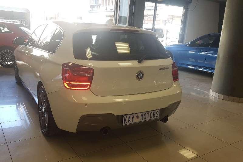 BMW 1 Series 130i 5 door Exclusive steptronic 2014