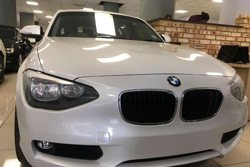 BMW 1 Series 130i 5 door M Sport steptronic 2013