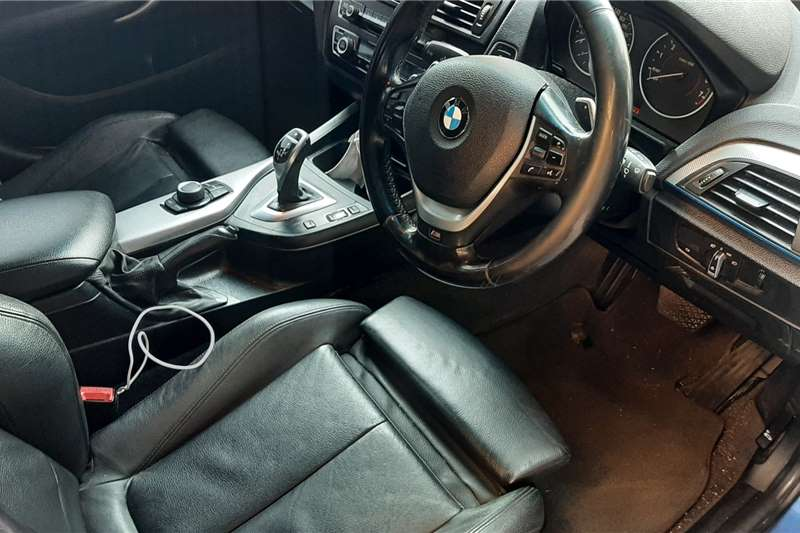 Used 2014 BMW 1 Series