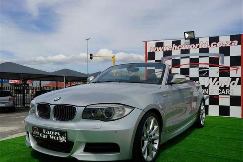 BMW 1 Series 135i Convertible Auto 2011