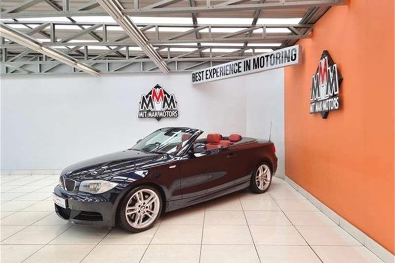 2013 BMW 1 Series 135i convertible M Sport