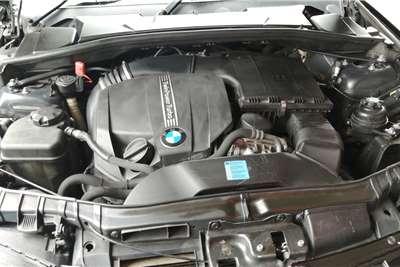 BMW 1 Series 135i convertible M Sport auto 2010
