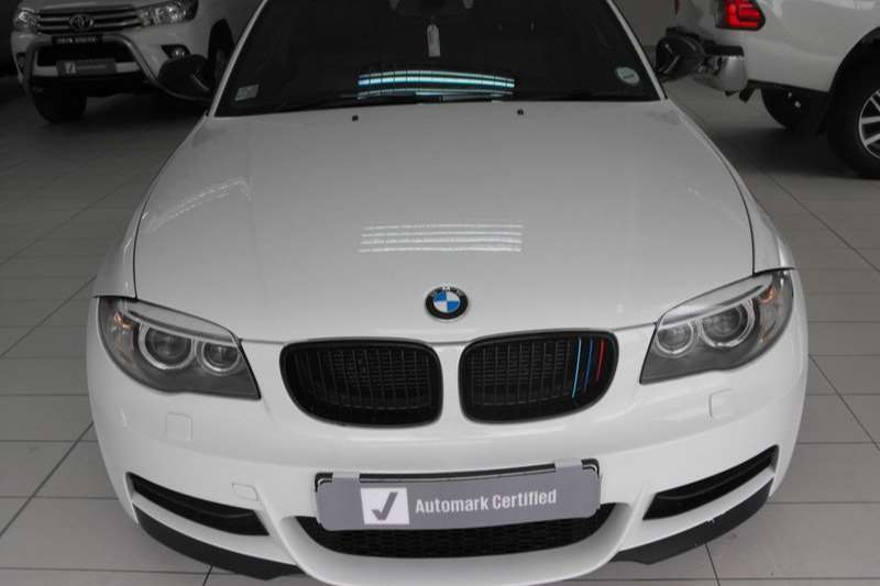 BMW 1 Series 135i convertible M Sport auto 2012