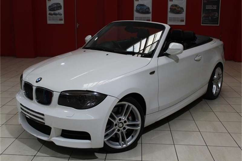 BMW 1 Series 135i convertible M Sport steptronic 2013
