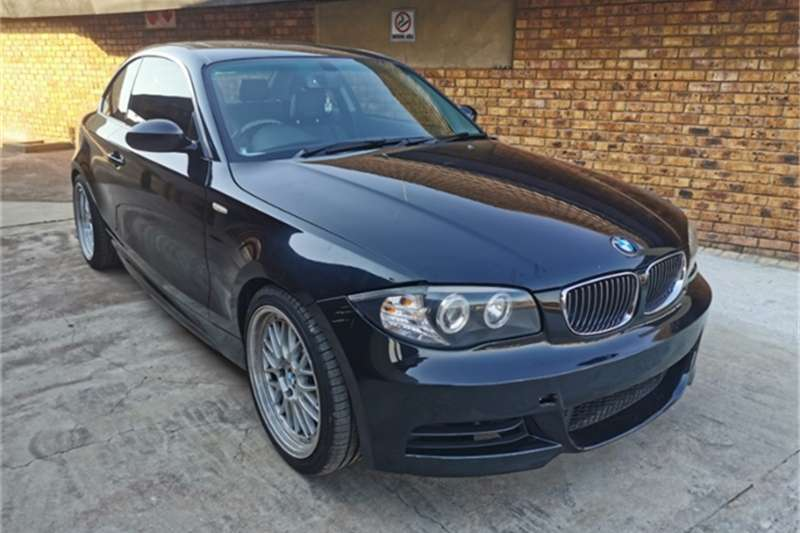 BMW 1 Series 135i coupé Exclusive steptronic 2009