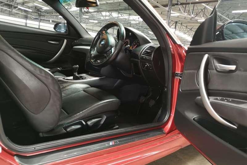 BMW 1 Series 135i coupé M Sport 2008