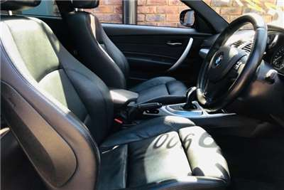 BMW 1 Series 135i coupé steptronic 2013