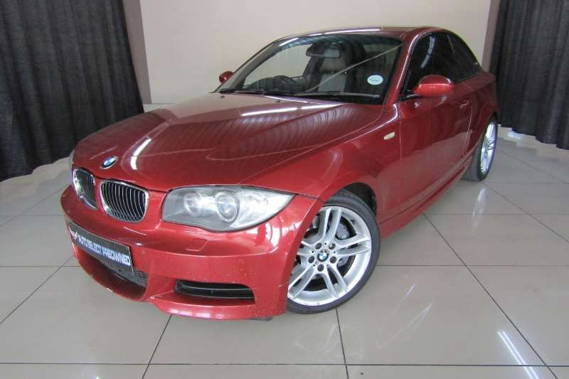 BMW 1 Series 135i coupe M Sport 2008