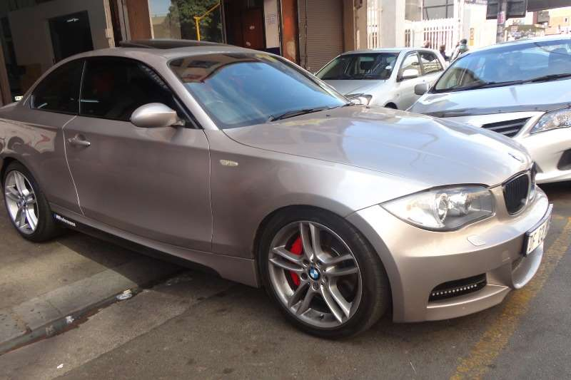 BMW 1 Series 135i coupe M Sport 2010