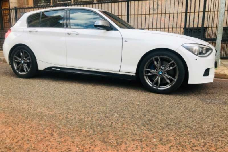 BMW 1 Series 135i coupe M Sport 2015