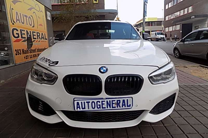 BMW 1 Series 135i M Sport Steptronic 2015