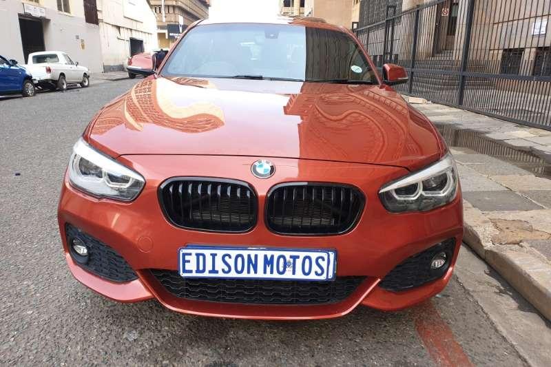 BMW 1 Series 2018