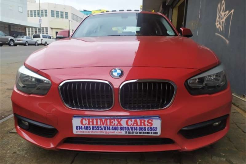 Used 2018 BMW 1 Series