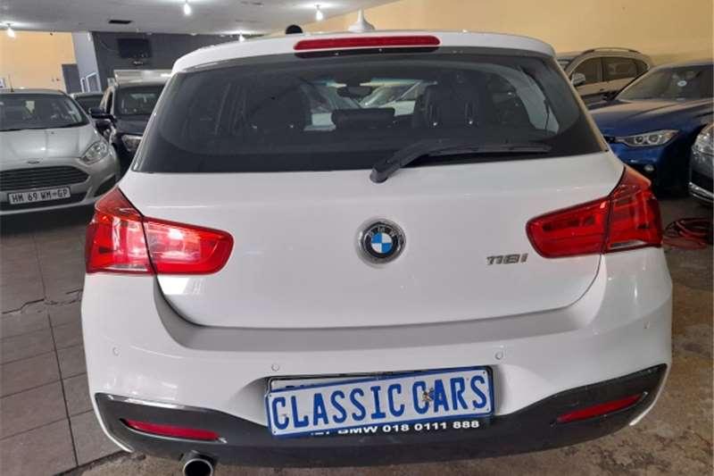 Used 2018 BMW 1 Series