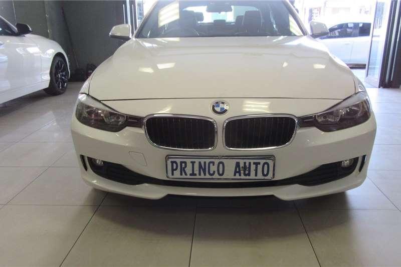BMW 1 Series 318i 2013