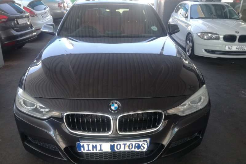 BMW 1 Series 320i msport 2012