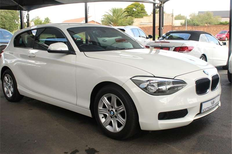 BMW 1 Series 3DR (F21) 2013