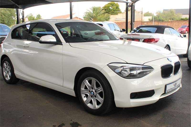 BMW 1 Series 3DR (F21) 2013