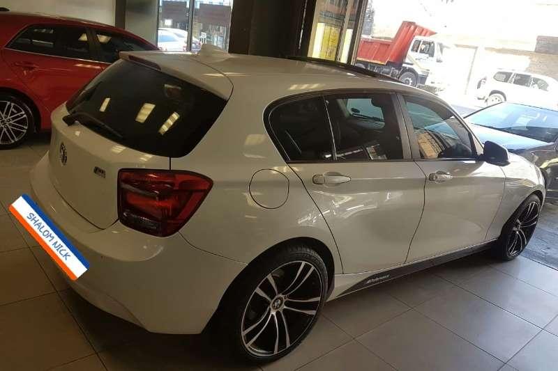 BMW 1 Series 5-door 116i 2013