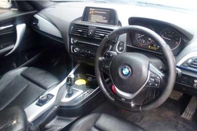 2014 BMW 1 Series 5-door 118d M SPORT A/T (F40)