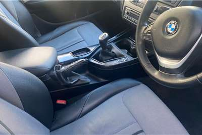 Used 2012 BMW 1 Series 5-door 118i A/T (F40)