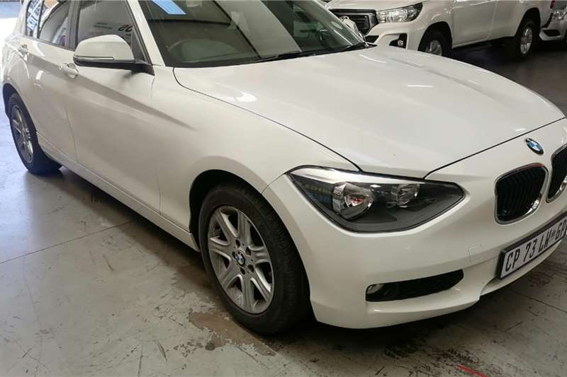 Used 2013 BMW 1 Series 5-door 118i A/T (F40)