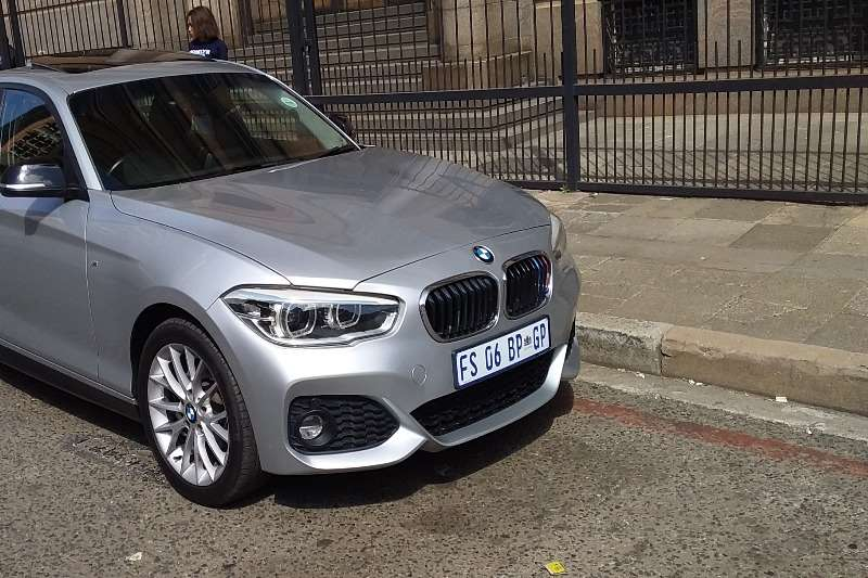 Used 2017 BMW 1 Series 5-door 118i A/T (F40)