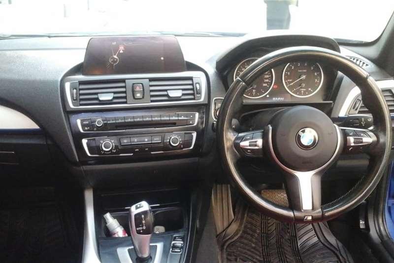 BMW 1 Series 5-door 118i M SPORT A/T (F20) 2017